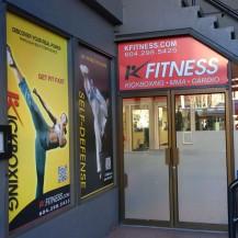 Vancouver Kickboxing Academy Facility