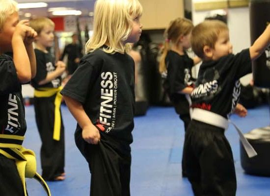 Martial Arts For Kids Vancouver