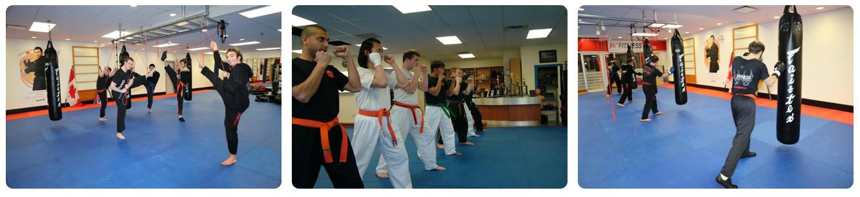Vancouver MMA Kickboxing for Men