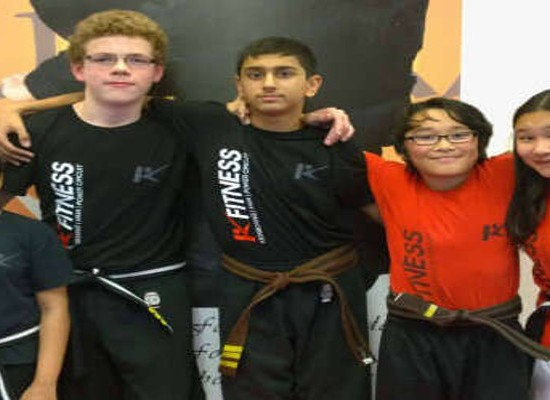MMA For Youth Vancouver