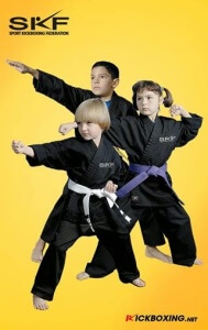 Kids Martial Arts, Sport Kickboxing Vancouver
