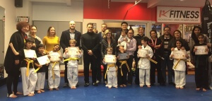 Vancouver Best MMA Kickboxing Martial Arts School for children