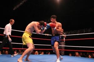 Arleo Dordar Vancouver Santa Monica MMA Kickboxing