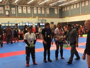 Vancouver, Santa Monica MMA Kickboxing